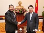 Vietnam et Sri Lanka renforcent leur coopération