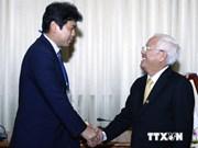 HCM-Ville et le Japon renforcent leur coopération intégrale