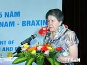 Le Vietnam facilitera les activités des investisseurs brésiliens