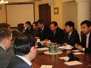 Gazopétrolier: Vietnam et Russie promeuvent leur coopération