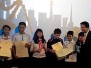 Cinéma : le Vietnam participe à un concours pour les enfants d'Asie