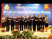 Conférence des ministres de l'Education de l'ASEAN