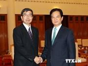 Le PM Nguyen Tan Dung reçoit le président de la BAD