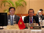 Le Vietnam à une conférence des présidents des tribunaux de l'ASEAN
