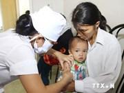 Vaccination gratuite contre la rougeole et la rubéole