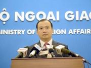 Le VN soutient les efforts dans la lutte anti-terroriste
