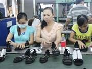 Dông Nai: 1,5 milliard de dollars d'exportation de chaussures