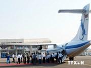 Amélioration de l'aéroport de Pleiku