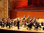 Concert de musique classique japonaise à Hanoi