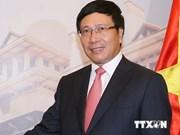 Le vice-PM Pham Binh Minh en visite officielle au Canada