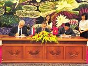 AFD: 20 millions d'euros pour la lutte contre le changement climatique au Vietnam