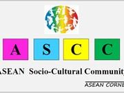 ASEAN : réunion du Conseil de la Communauté socioculturelle