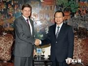La Banque J.P. Morgan veut participer au développement économique du Vietnam