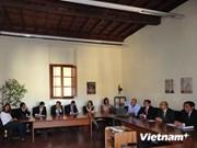 Rome et Hanoi : échange d'expériences dans la préservation d'anciens sites