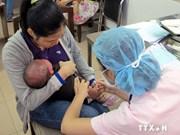 HCM-Ville : vaccination gratuite contre la rougeole et la rubéole