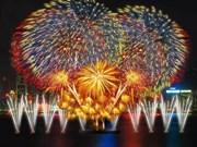 Feux d'artifice dans 30 lieux pour célébrer la libération de la capitale