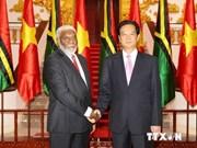 Nouvelle période de développement dans les liens Vietnam-Vanuatu