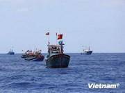 Avis de recherche pour un navire vietnamien disparu en mer