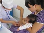 Plus de 757.000 enfants vaccinés contre la rougeole et la rubéole