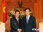 Le Vietnam prêt à partager ses expériences de développement avec le Laos