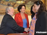 Vietnam et France renforcent leurs relations parlementaires