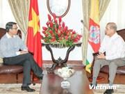 Vietnam et Seychelles déterminés à promouvoir leur coopération