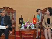 Mission du Conseil des gouverneurs de la BAD au Vietnam