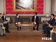 Le PM vietnamien clôt sa visite en Belgique, en UE