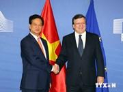 Vietnam et UE souhaitent achever tôt les négociations sur le FTA