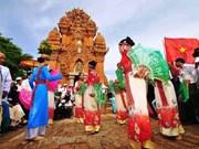 Ninh Thuan prépare la fête du Katê 2014