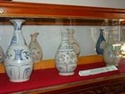 Les patrimoines culturels sous-marins en expo à Quang Ngai