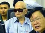 Cambodge : procès pour génocide contre les ex-dirigeants Khmers rouges