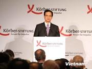 Le PM vietnamien martèle que tout litige de souveraineté doit être réglé pacifiquement