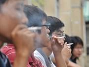 Une main de fer contre le tabagisme