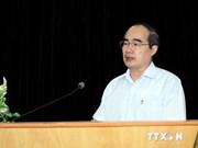 """Lancement du """"Mois pour les pauvres"""" à Hanoi"""