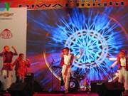 Fête de la lumière d'Inde à Hanoi