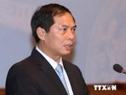 Le Vietnam a contribué au succès de l'ASEM 10