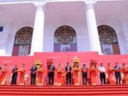 Vingroup inaugure un centre commercial à Quang Ninh