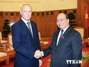Un vice-PM vietnamien reçoit des experts en médecine scientifique russes