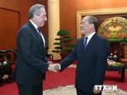 Vietnam-Etats-Unis : volonté commune de signer prochainement le TPP