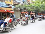Hanoi table sur 3,2 millions de touristes étrangers en 2020