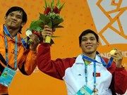 Asian Para Games: le nageur Vo Thanh Tung remporte sa 4e médaille d'or