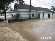 Renforcement des capacités d'adaptation au changement climatique