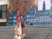 Un défilé en ao dài clôturera l'Année croisée France-Vietnam