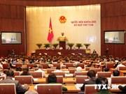 L'AN débat de la lutte anti-criminelle et anti-corruption