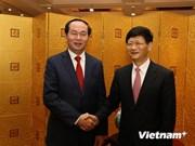 Vietnam-Chine : coopération entre les ministères de la Sécurité publique