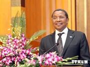 La Tanzanie invite les entreprises du Vietnam à venir investir