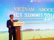 TIC : ouverture du Sommet ASOCIO 2014 à Hanoi