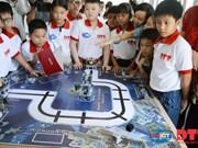 Bientôt le 2e Concours national Robothon
