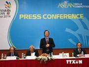 Clôture du concours de qualification professionnelle de l'ASEAN